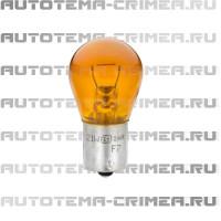Лампа PY21W, желтая, 12 V